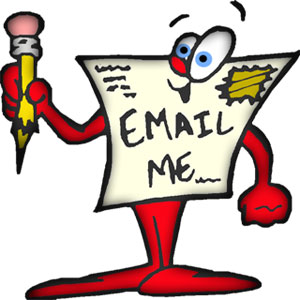 Clip art email me