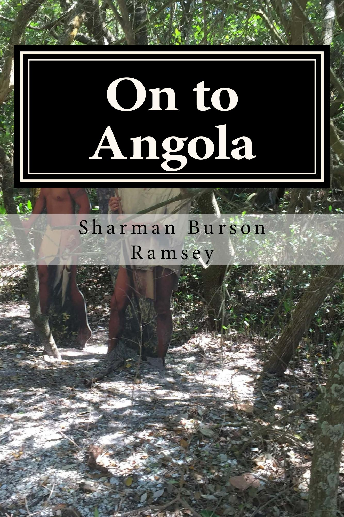 On to Angola Cover